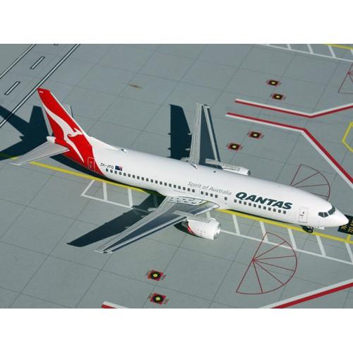 Gemini Jets Boeing 737-400 Qantas