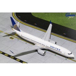 Gemini Jets Boeing 737 MAX 9 United Airlines