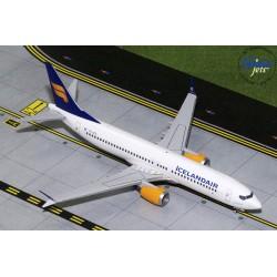 Gemini Jets Boeing 737 MAX 8 Iceland Air