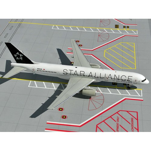 Gemini Jets Boeing 757-200 US Airways Star Alliance