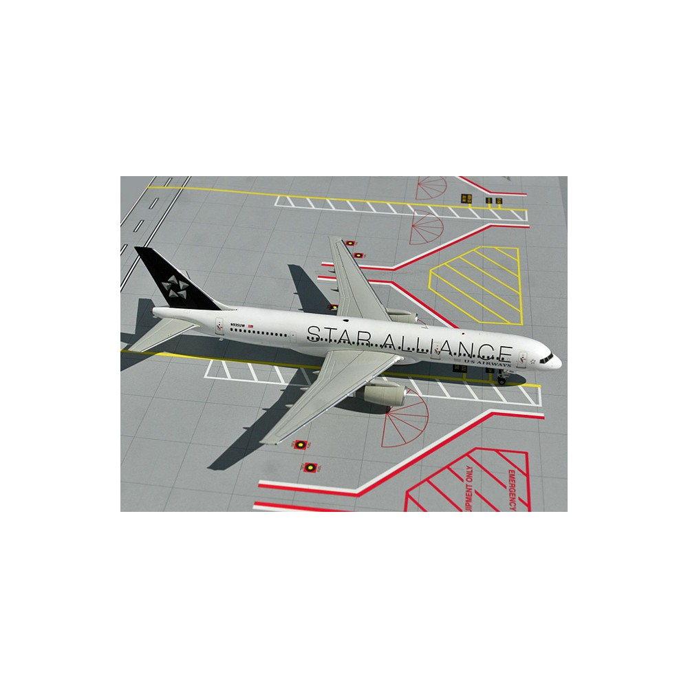 Gemini Jets Boeing 757-200 US Airways Star Alliance