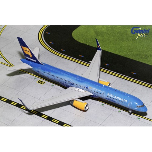 Gemini Jets Boeing 757-200 Iceland Air
