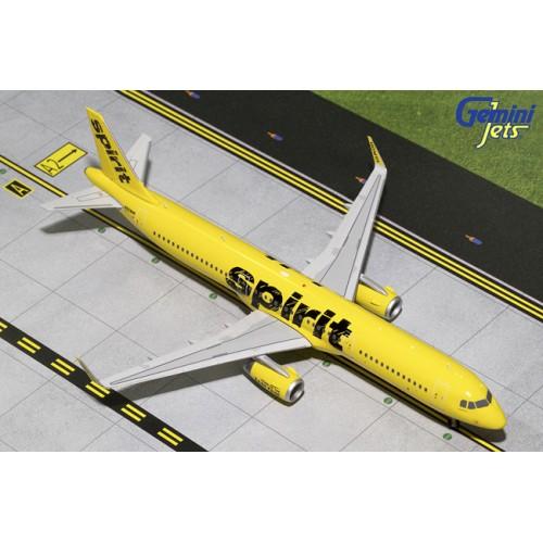 Gemini Jets Airbus A321 Spirit Airlines