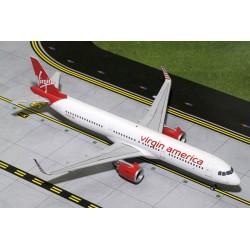 Gemini Jets Airbus A321Neo Virgin America