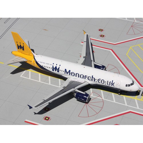 Gemini Jets Airbus A320 Monarch