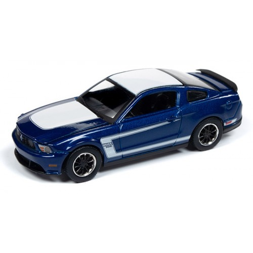Auto World Premium - 2012 Ford Mustang BOSS 302