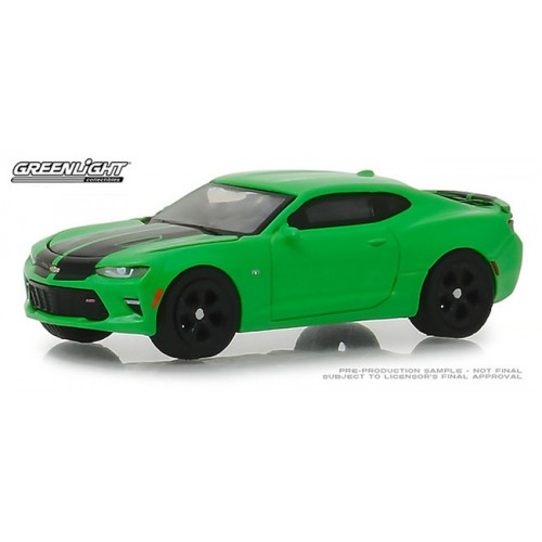 GL Muscle Series 21 - 2017 Chevy Camaro SS