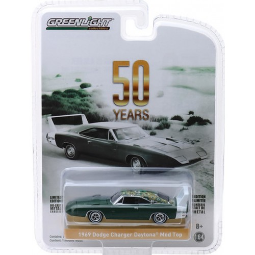 Greenlight Anniversary Collection Series 7 - 1969 Dodge Charger Daytona