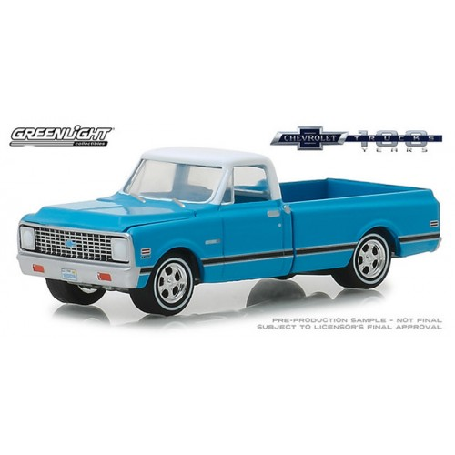 Greenlight Anniversary Collection Series 7 - 1972 Chevy C-10