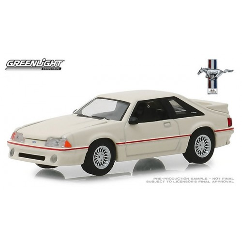 Greenlight Anniversary Collection Series 7 - 1989 Ford Mustang 5.0