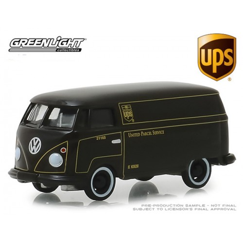 Greenlight Hobby Exclusive - Volkswagen Type 2 Van UPS