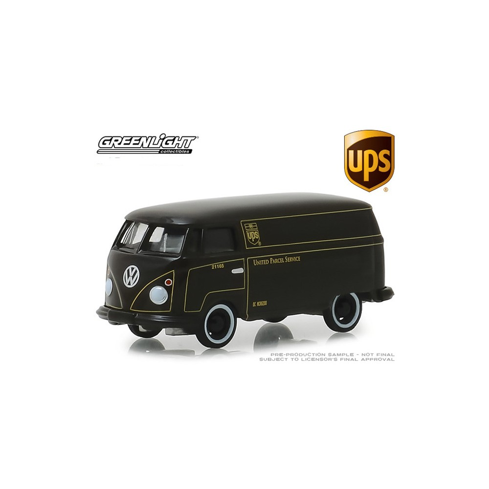 Greenlight Hobby Exclusive - Volkswagen Type 2 Van UPS