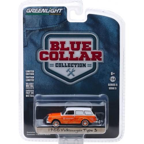 Greenlight Blue Collar Series 5 - 1966 Volkswagen Type 3 Panel Van