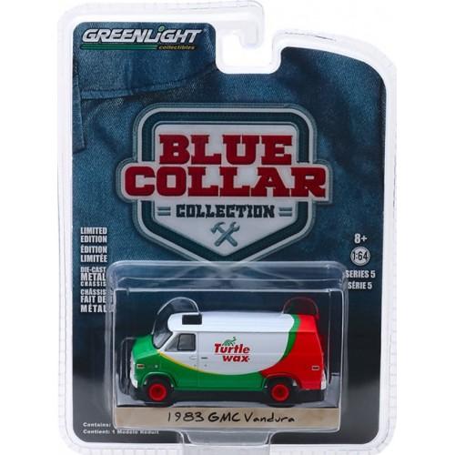 Greenlight Blue Collar Series 5 - 1983 GMC Vandura