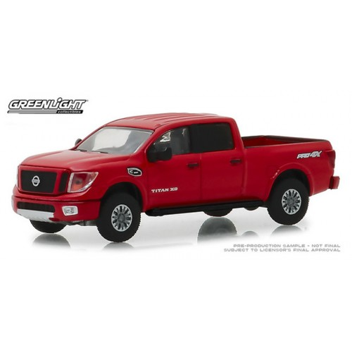 Greenlight Blue Collar Series 5 - 2018 Nissan Titan XD Pro-4X