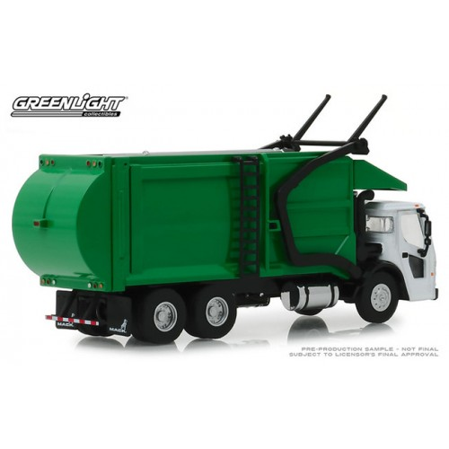 Greenlight S.D. Trucks Series 6 - 2019 Mack LR Refuse Truck
