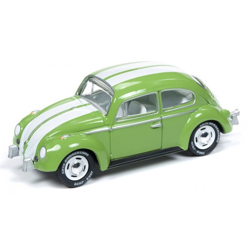 Johnny Lightning Classic Gold - 1966 Volkswagon Beetle