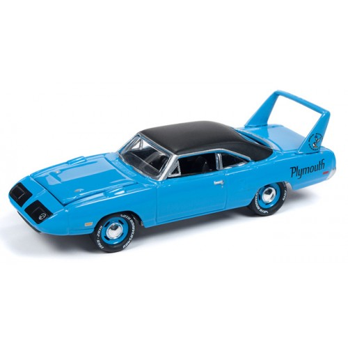 Johnny Lightning Classic Gold - 1970 Plymouth Superbird