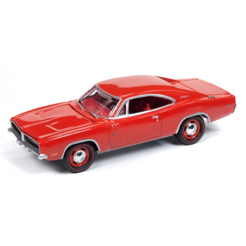 Johnny Lightning Muscle Cars - 1969 Dodge Charger R/T