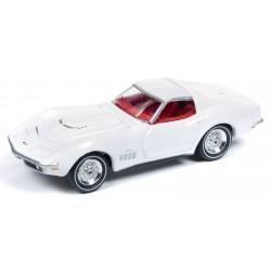 Johnny Lightning Muscle Cars - 1969 Chevrolet Corvette