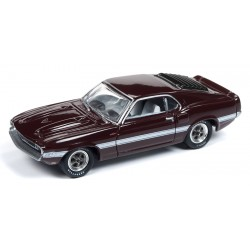 johnny Lightning Muscle Cars - 1969 Shelby GT500 Mustang