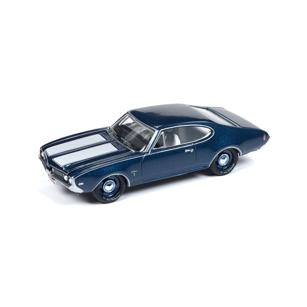 Johnny Lightning Muscle Cars - 1969 Oldsmobile Cutlass S W-31