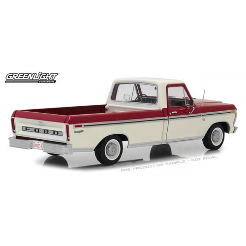 Greenlight 1973 Ford F-100 Pickup Truck