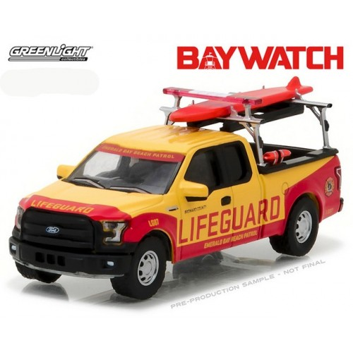 Hollywood Series 16 - 2016 Ford F-150 Emerald Bay Beach Patrol
