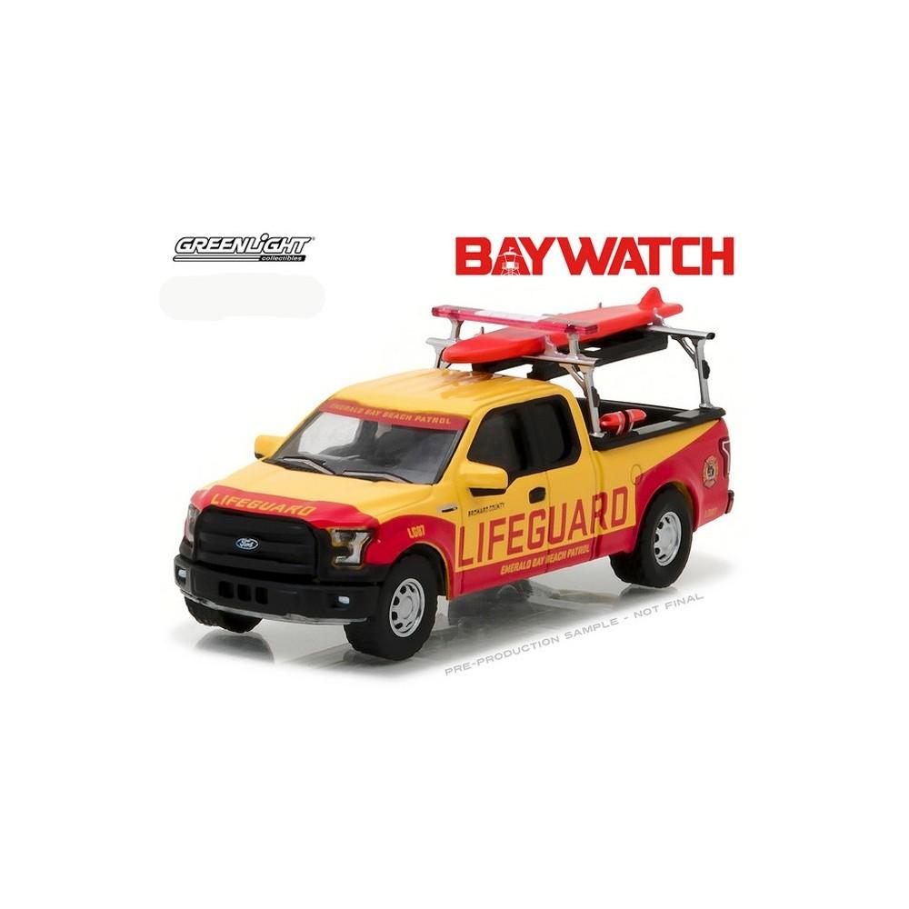 Toys 4 Trucks Green Bay : Greenlight hollywood series  ford f lifeguard