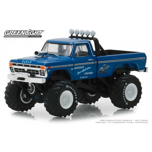 Greenlight Kings of Crunch Series 3 - 1974 Ford F-250 Monster Truck