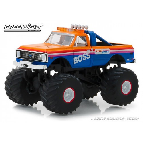 Greenlight Kings of Crunch Series 3 - 1972 Chevy K-10 Monster Truck