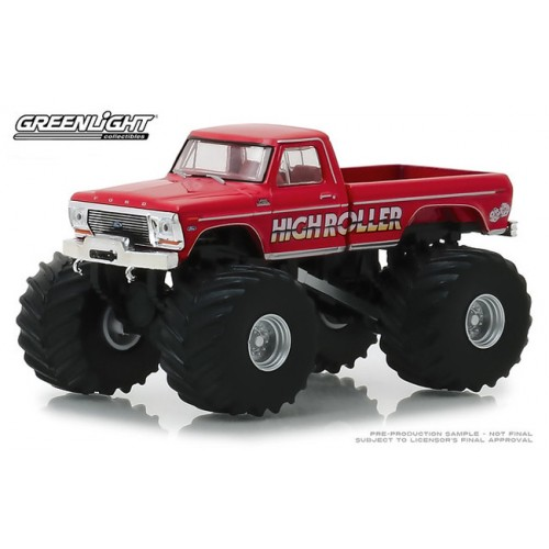 Greenlight Kings of Crunch Series 3 - 1979 Ford F-350 Monster Truck