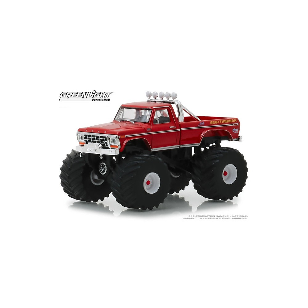 Greenlight Kings of Crunch Series 3 - 1979 Ford F-250 Monster Truck
