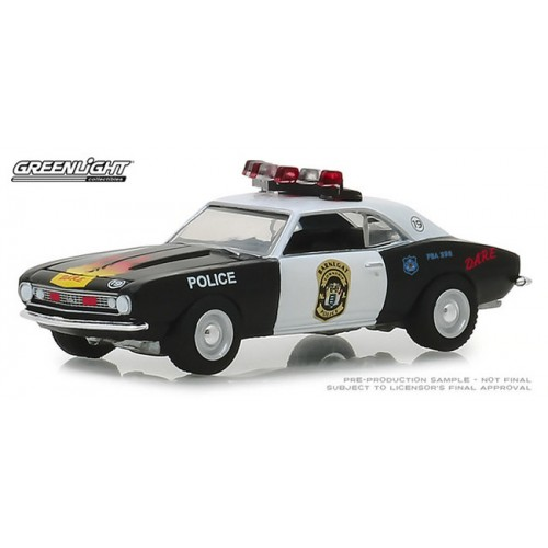 Greenlight Hot Pursuit Series 30 - 1967 Chevy Camaro Custom