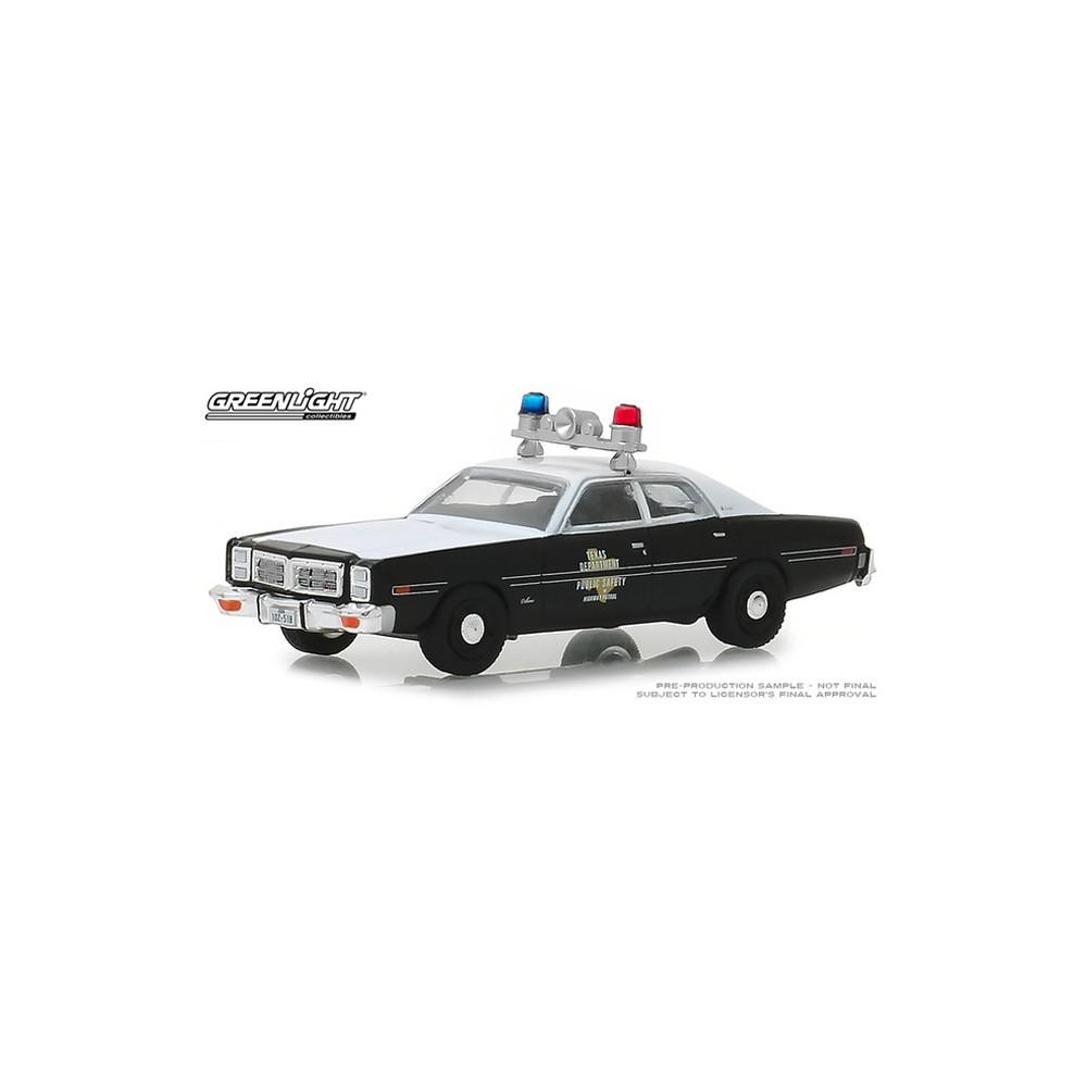 Greenlight Hot Pursuit Series 30 - 1977 Dodge Monaco