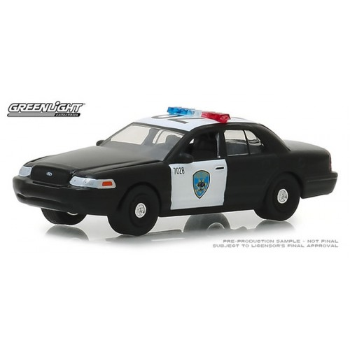 Greenlight Hot Pursuit Series 30 - 2008 Ford Crown Victoria Police Interceptor