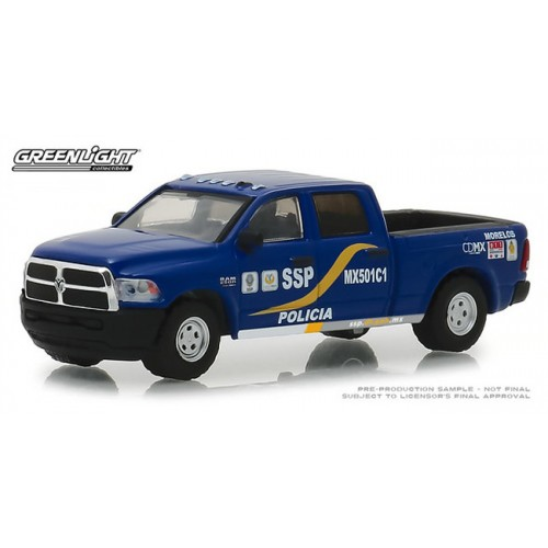 Greenlight Hot Pursuit Series 30 - 2017 RAM 2500