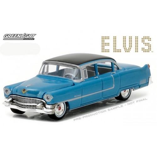 Greenlight Hollywood Series 16 - 1955 Cadillac Fleetwood Series 60