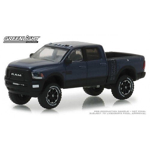 Greenlight Hobby Exclusive - 2018 RAM 2500 Power Wagon
