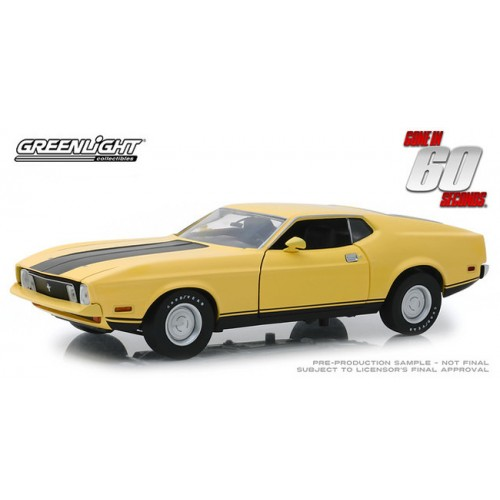 Greenlight 1973 Ford Mustang Mach I