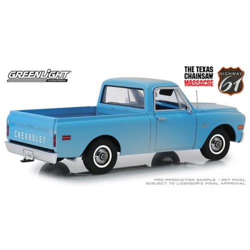 Greenlight Highway 61 - 1971 Chevy C-10 Texas Chainsaw Massacre