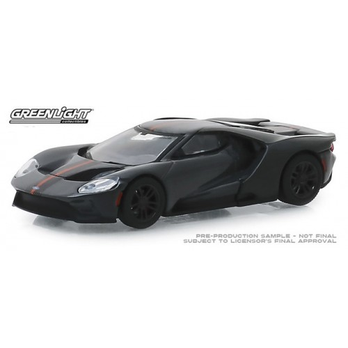 Greenlight Hobby Exclusive - 2019 Ford GT Carbon Series