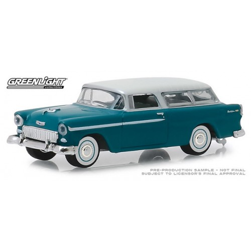 Greenlight Estate Wagons Series 3 - 1955 Chevy Nomad