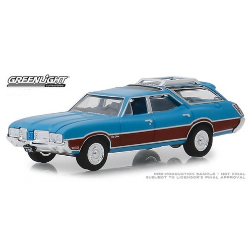 Greenlight Estate Wagons Series 3 - 1972 Oldsmobile Vista Cruiser