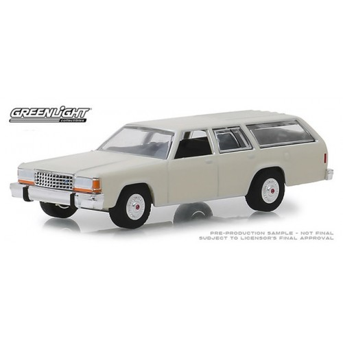 Greenlight Estate Wagons Series 3 - 1984 Ford LTD Crown Victoria Wagon
