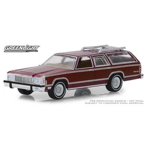 Greenlight Estate Wagons Series 3 - 1985 Mercury Grand Marquis Colony Park