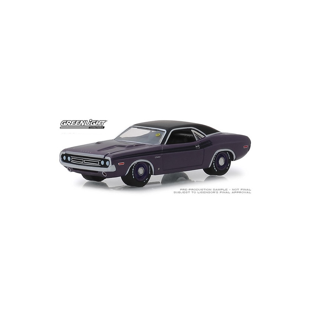Greenlight Mecum Auctions Series 3 - 1971 Dodge HEMI Challenger R/T