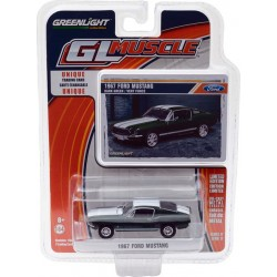 GL Muscle Series 17 - 1967 Ford Mustang