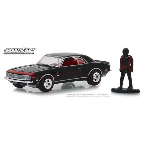 Greenlight The Hobby Shop Series 6 - 1968 Chevy Camaro RS/SS