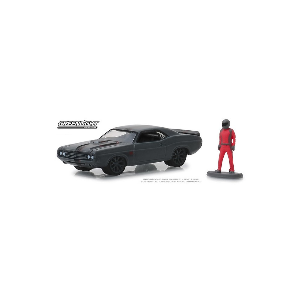 Greenlight The Hobby Shop Series 6 - 1971 Dodge Challenger